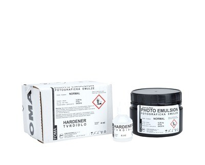 FOMA liquid photo emulsion Fomaspeed N 250 ml + hardener