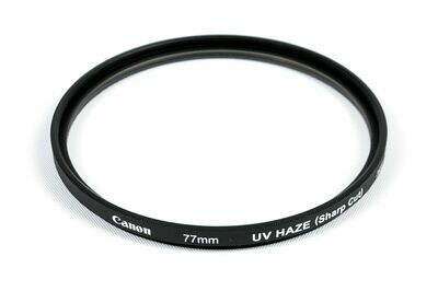 Canon 77mm Ultraviolet (UV) Glass Filter
