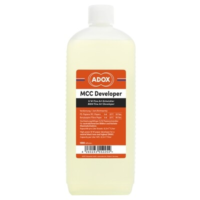 ​ ADOX MCC Developer 1000 ml concentrate