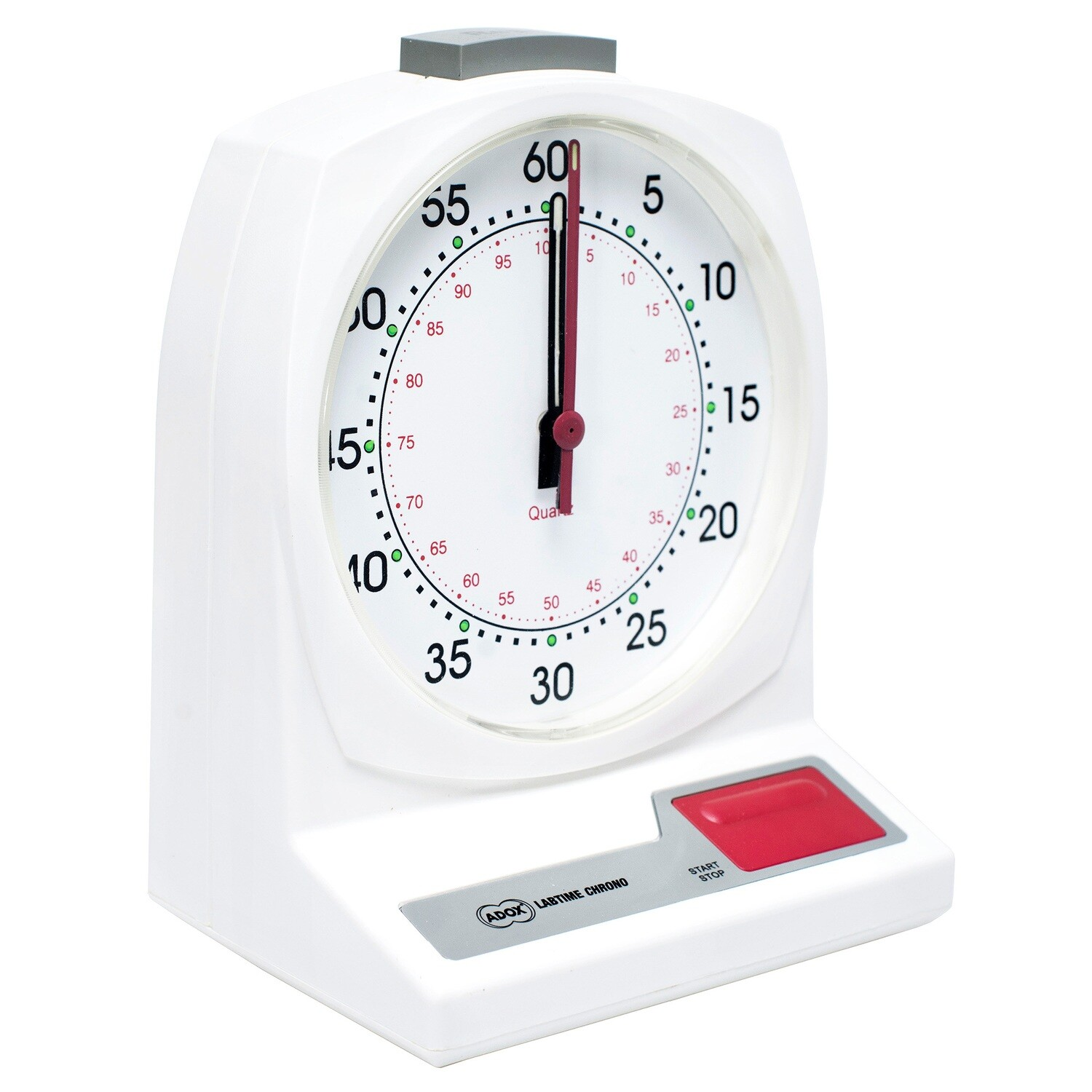 ADOX laboratory stop watch with analogue display