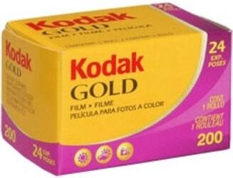 Kodak Gold Film 200 135-24 Farbfilm Kleinbildfilm Analogfilm MHD 12/2021