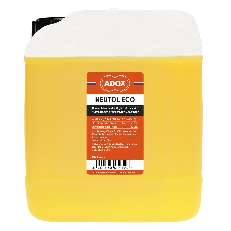 Adox Neutol Eco Paper Developer b/w Thinner 1:4 5Liter
