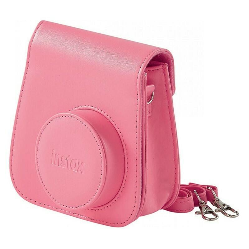 FUJI Etui für Instax Mini 8/9 Flamingo pink