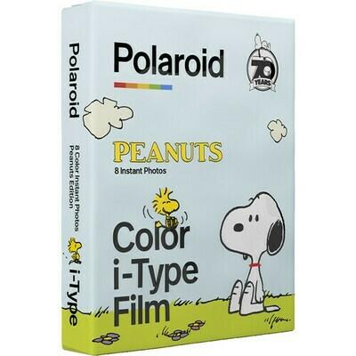 Polaroid Originals Color i-Type Instant Film (8 Exposures) Peanuts Edition