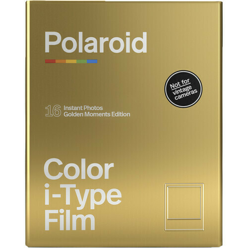 POLAROID ORIGINALS Color Film for I Type - Golden Moment Duopack 2x8 pictures