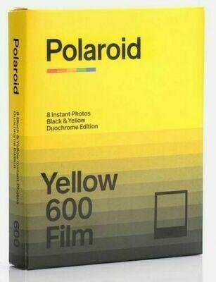 Polaroid Originals Black & Yellow i-Type Instant Film (8 Exposures) Duochrome Edition