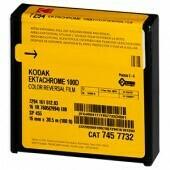 Kodak Ektachrome 16 mm colour reversal 100D 30.5m 7294