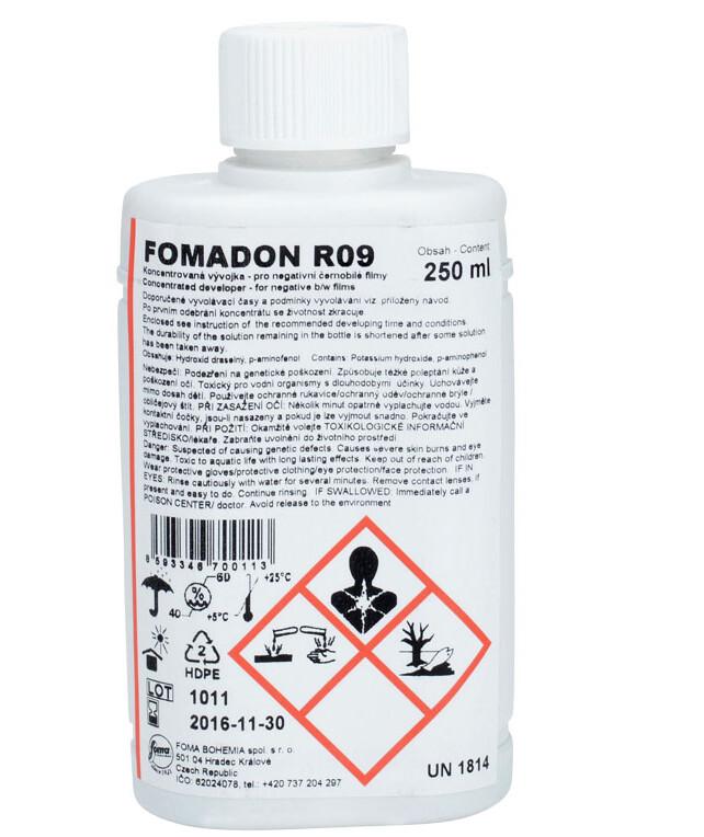 FOMA Fomadon R09 Filmentwickler 250ml