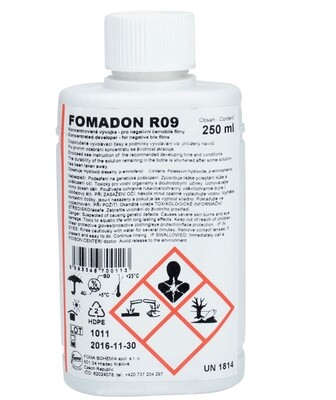 FOMA Fomadon R09 Film developer 250ml