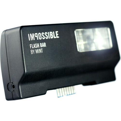 Mint Camera Flash Bar 2 for Polaroid SX-70-Type Cameras