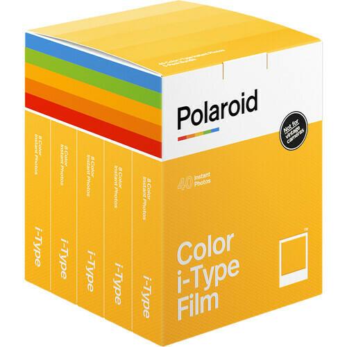 Polaroid Originals Color i-Type Instant Film (6x8 Exposures)