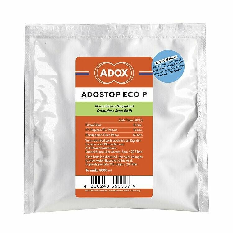 ADOX ADOSTOP ECO P Stopbath with Indicator powder for 5000 ml