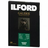 Ilford Gallery Smooth Gloss Paper 310 g/m², 29.7x42 cm / DIN A3, 25 sheets (2001735)