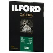 Ilford Gallery Smooth Gloss Paper 310 g/m², 32.9x48.3 cm / DIN A3+, 25 sheets (2001737)