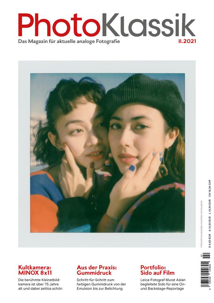 PhotoKlassik: das Magazin für aktuelle analoge Fotografie - Ausgabe II.2022