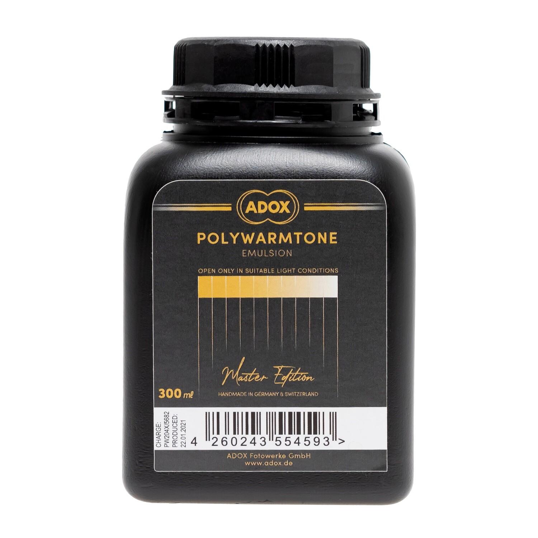 ADOX Polywarmtone Emulsion - Gradation: Normal 300 ml Concentrate