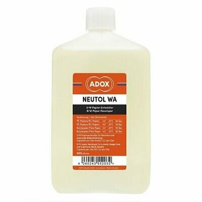ADOX NEUTOL Liquid WA 1250 ml concentrate - warm black working paper developer