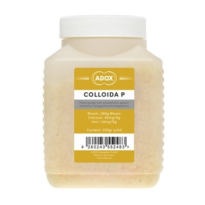 ADOX COLLOIDA P Preparation gelatine 250g non-sensitised