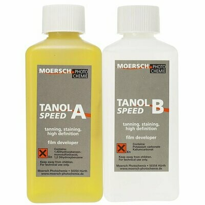MOERSCH Tanol Speed 500 ml = 2 x 250 ml concentrate