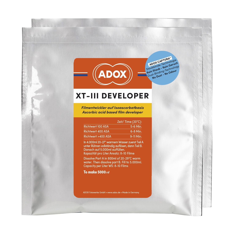ADOX XT-3 Developer for the preparation of 5000 ml (Xtol alternative)