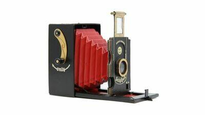 Jollylook Mini - Eine einfache ausklappbare Kamera für analoge Schnappschüsse