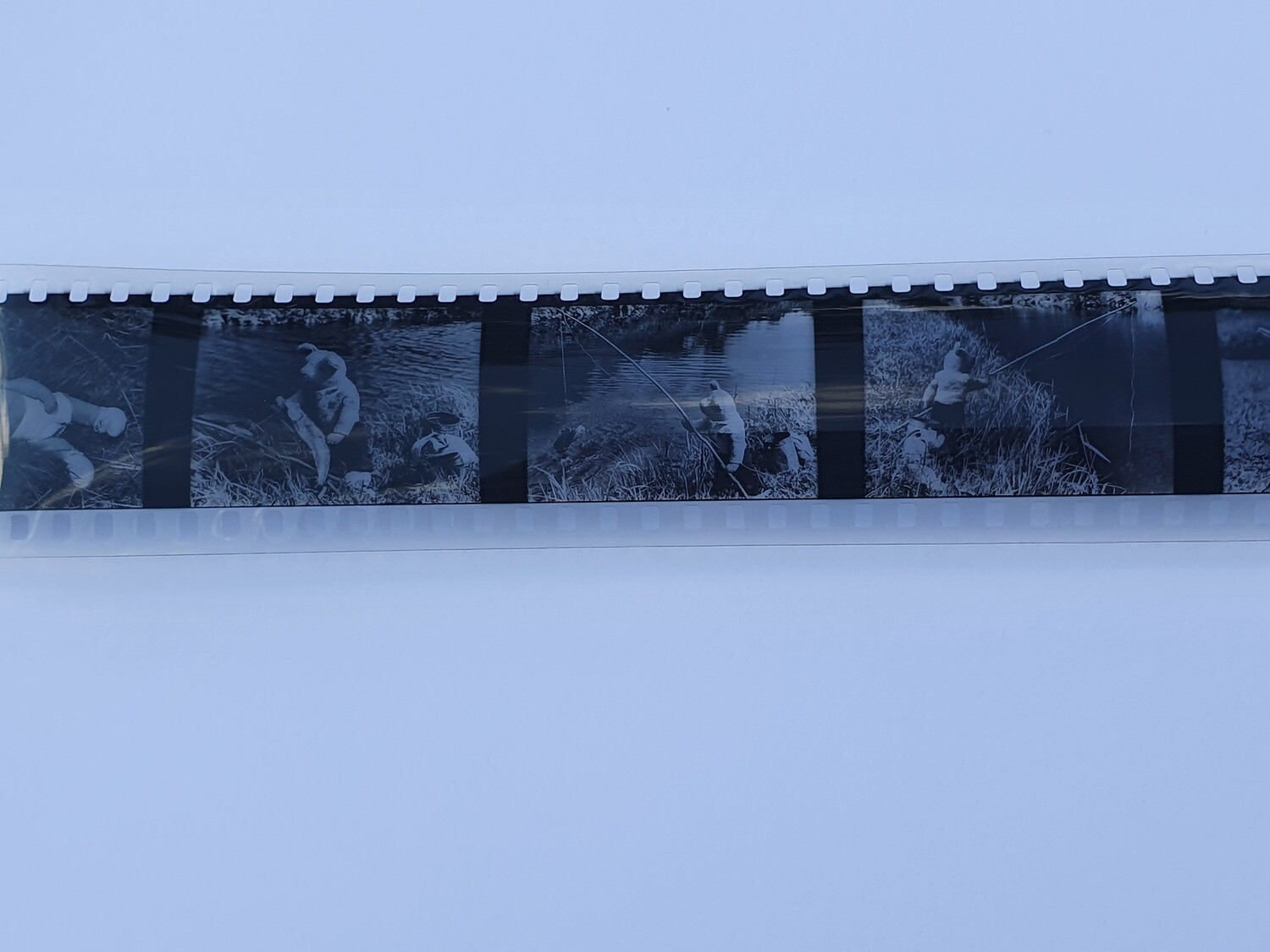 Development of a black and white roll film format 35mm