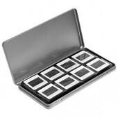 Diabox tinplate silver 235x120x19.5mm