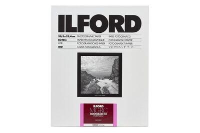 Ilford Multigrade RC Portfolio 255 g/m²,1K glossy, 17.8x24 cm - 7x9.5 Inch, 100 sheets