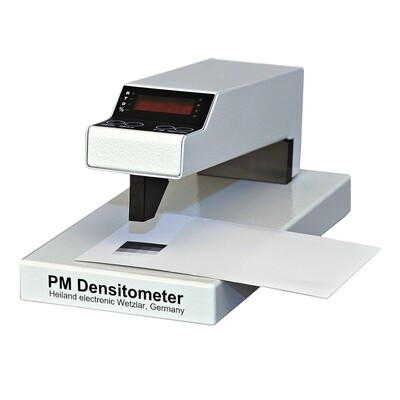HEILAND ELECTRONIC TRD 2 black and white densitometer - with 3 mm measuring aperture and power supply.