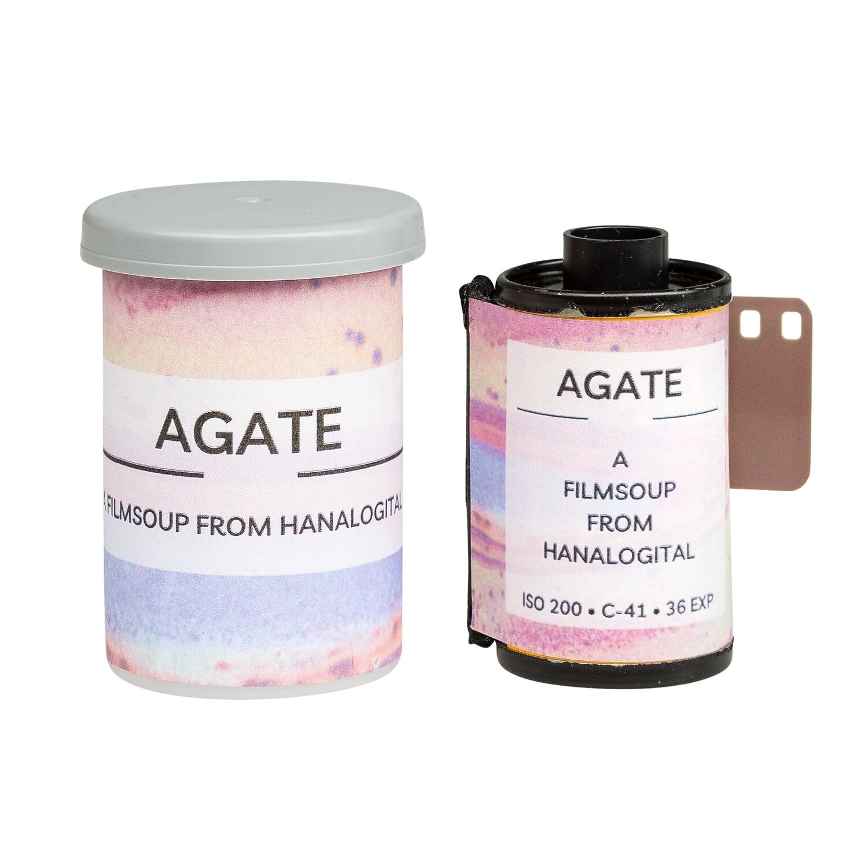 Hanalogital AGATE Filmsoup 135/36