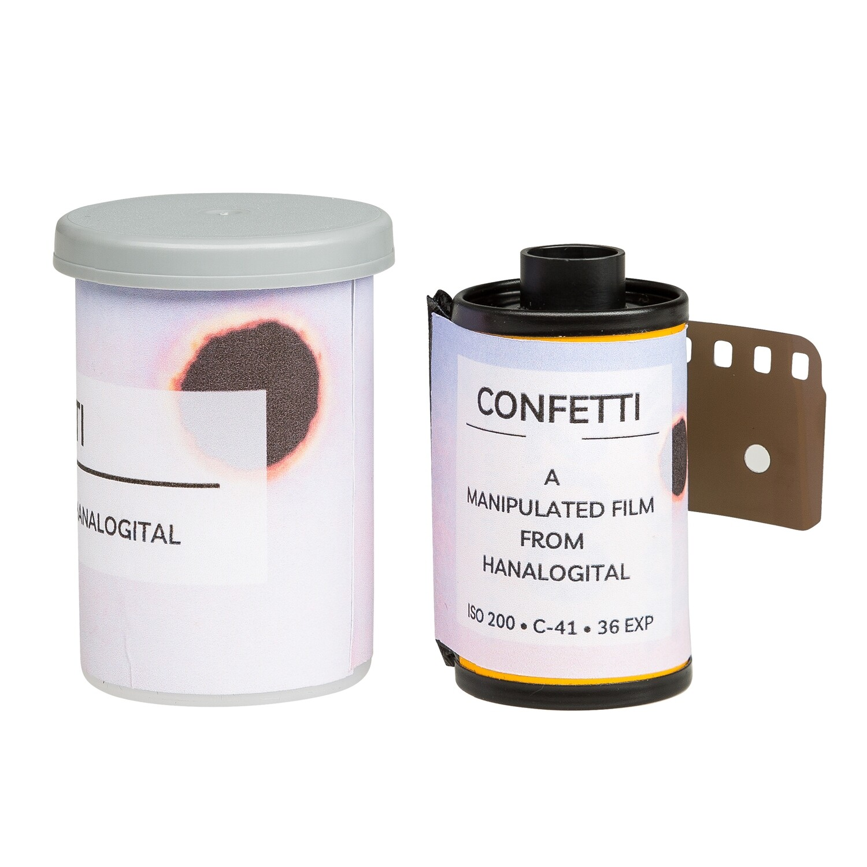 Hanalogital CONFETTI Filmsoup 135/36