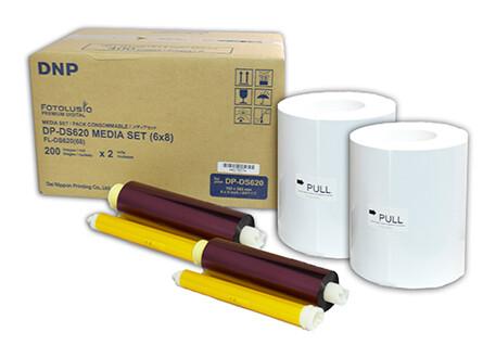 DNP Media Kit for DS 620 15x23cm 360 photos