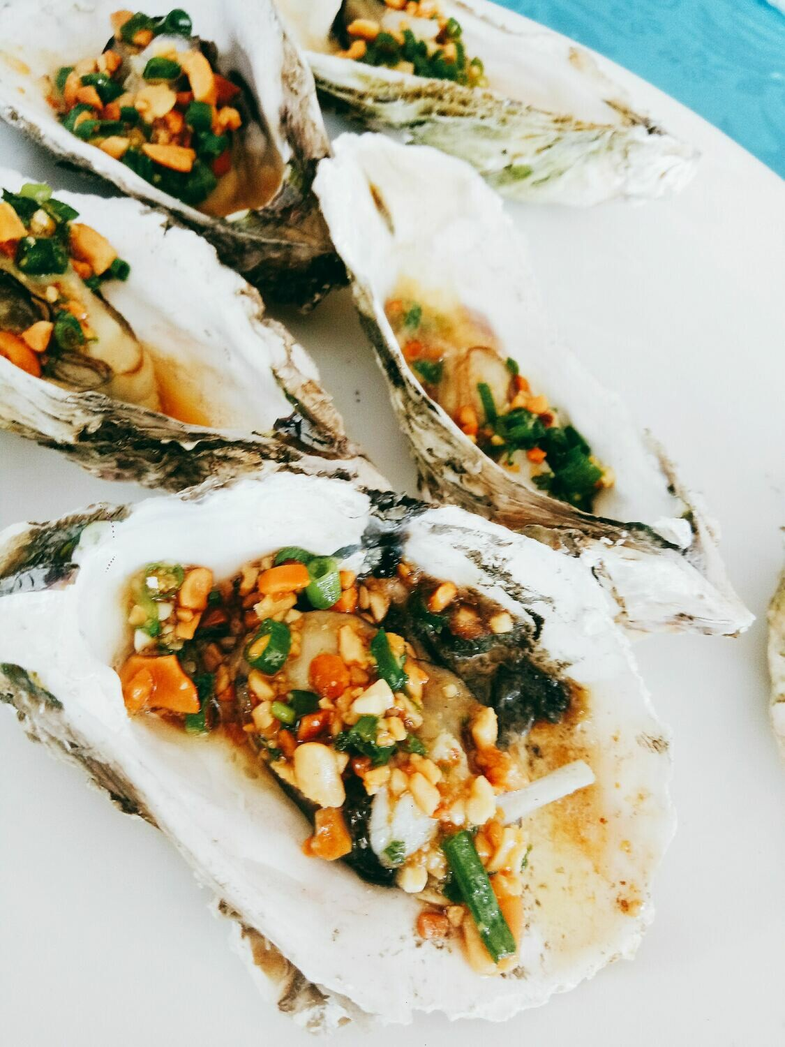Gourmet Oysters Platter | Cooked Oysters