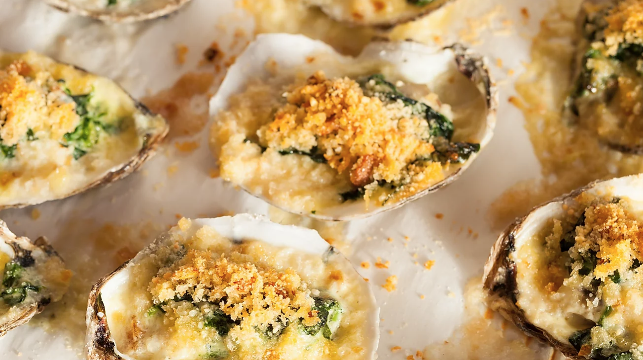 BBQ Grill Oysters Kit