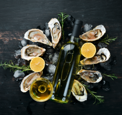 Oysters and Pairings