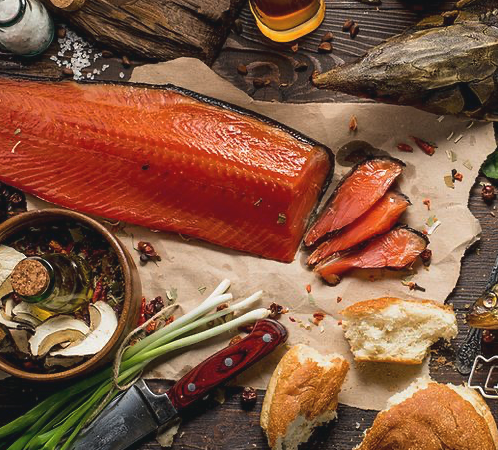Luxury Smoked Salmon