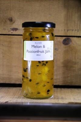 Melon & Passionfruit Jam