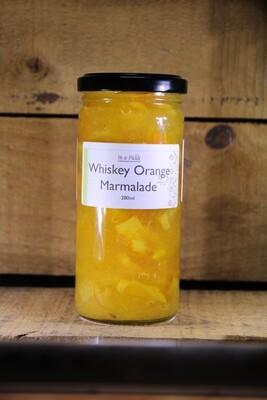 Whiskey Orange Marmalade