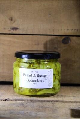Bread & Butter Cucumbers
