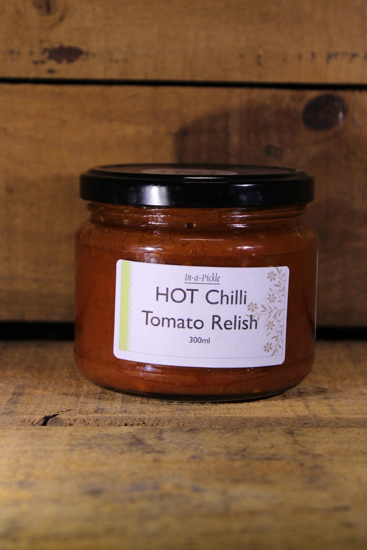 HOT Chilli Tomato Relish