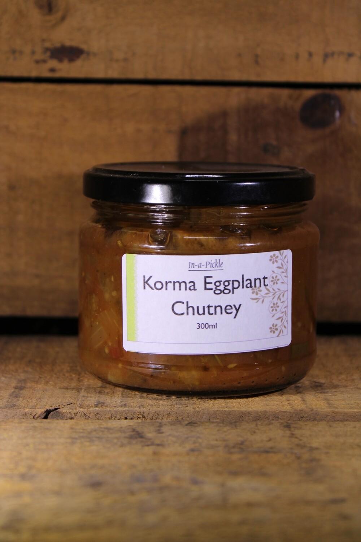 Korma Eggplant Chutney