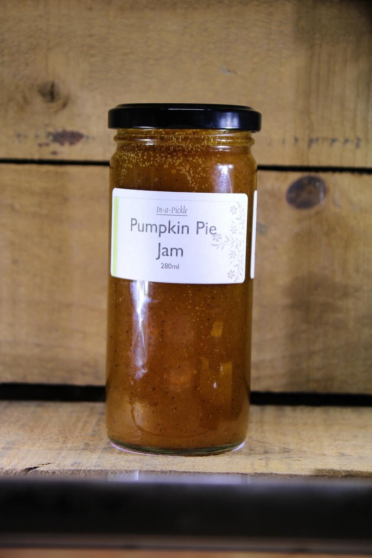 Pumpkin Pie Jam