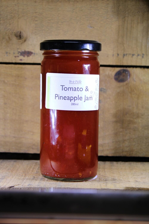 Tomato & Pineapple Jam