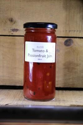 Tomato & Passionfruit Jam