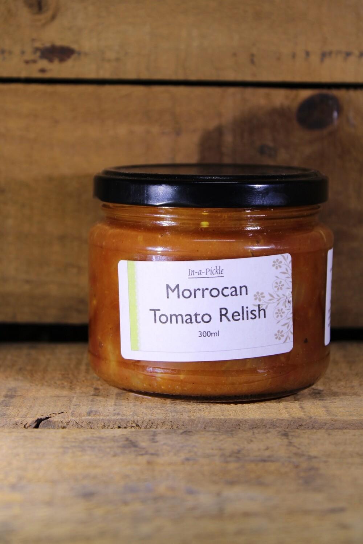 Moroccan Tomato Relish