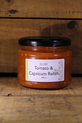 Tomato & Capsicum Relish
