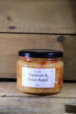 Capsicum & Onion Relish