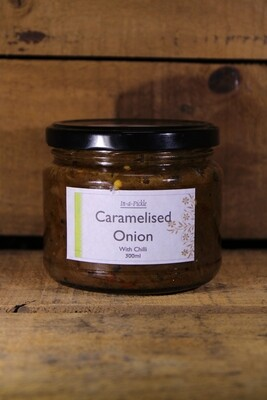 Caramelised Onion with Chilli