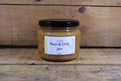 Plum & Chilli Jam