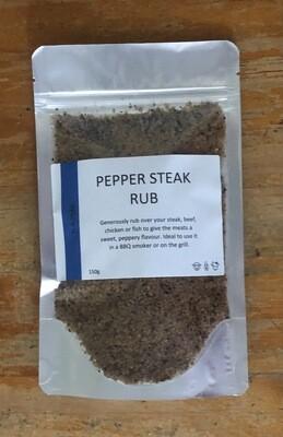 Pepper Steak Rub